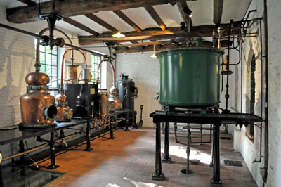 Hasselt - Jenevermuseum - museum of distilling